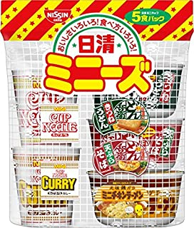 Nisshin Minizu east 205g (5 meals pack) ~ 6 pieces