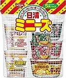 ★【タイムセール祭り】日清食品 日清ミニーズ [東] 5食パック 205g×6パックが2,799円!