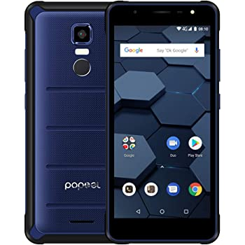poptel P9000 MAX Smartphone 4G 9000mAh IP68 Impermeable ROM de 4 ...