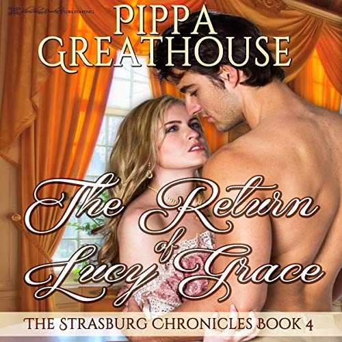The Return of Lucy Grace  By  cover art