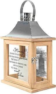 Carson A Memory Memorial Lantern Home Decor