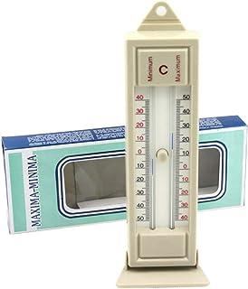 DBSUFV Termometro Massimo e Minimo Indoor Outdoor Garden Monitor della Temperatura della Parete della Serra Termometro da ...