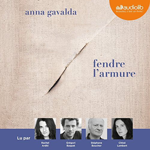 Fendre l'armure audiobook cover art