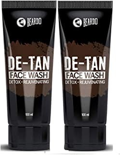 Beardo De-Tan Facewash for Men (Pack of 2)