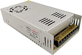 JOYLIT DC 24V 15A Switching Power Supply 360W Transformer Regulated