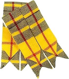 macleod tartan socks