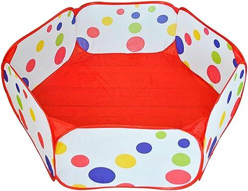 selección larga Wadwo Kids Ball Pit, Tienda de de de Juegos para Interiores y Exteriores Parque Infantil Ball Pit Pool, Casa de Juegos Plegable para Niños (Bolas no Incluidas)  Compra calidad 100% autentica