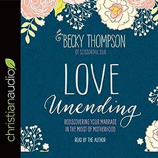 Love Unending audiobook cover art