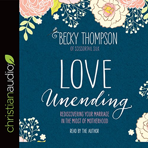 Love Unending audiobook cover art