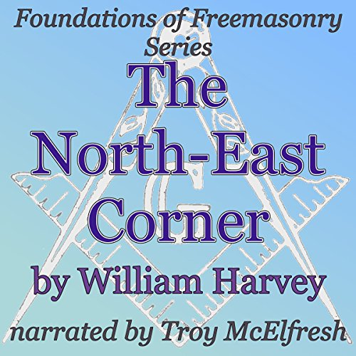 The North-East Corner audiobook cover art