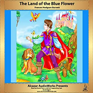The Land of the Blue Flower audiobook cover art