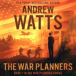The War Planners, Book 1                   By:                                                                                                                                 Andrew Watts                               Narrated by:                                                                                                                                 Michael Pauley                      Length: 8 hrs and 22 mins     121 ratings     Overall 4.1
