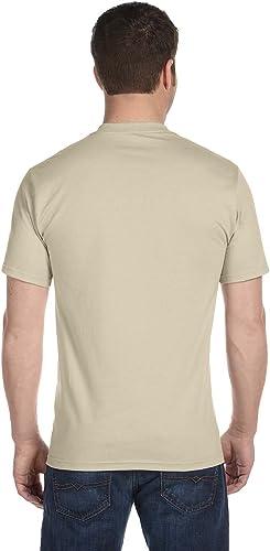 T-shirt boh¨¨me pour homme (paquet de 4), XXX-grand, 2 Ash   2 Sand