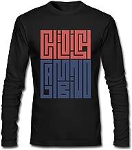 OB Men's Childish Gambino CG Logo Long Sleeve T-shirt