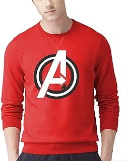 ADRO Men's Men's Super Hero Avenger Cotton Pullover