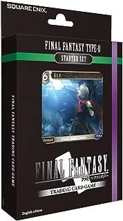 Square Enix SQUFFSSF0 TCG Final Fantasy Type-0 Starter Game Set