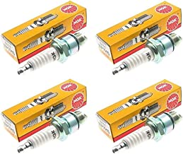 New NGK Standard Spark Plug BP7HS, 5111 Set of 4 Spark Plugs