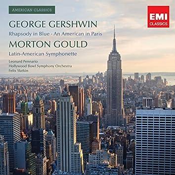 Gershwin: Rhapsody In Blue, Etc