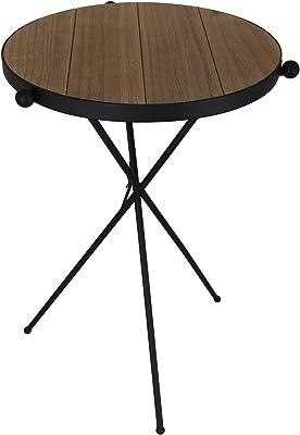 Amazon De Lifestyle For Home Blumenhocker 3 Satz Tisch Set Metall