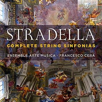Stradella: Complete String Sinfonias