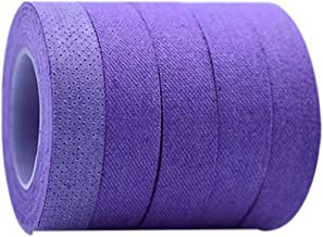 5 Rolls Finger Adhesive Tape For Guzheng String Instrument Lute Accessory Purple