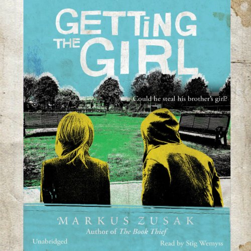 Getting the Girl audiobook cover art