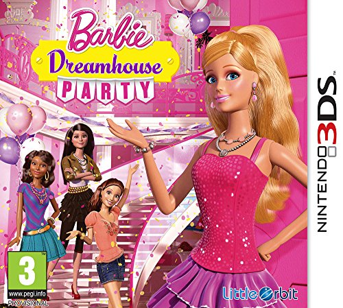 Barbie: Dreamhouse-Party (3DS)
