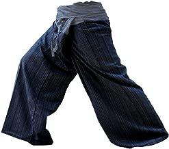 mens fisherman pants