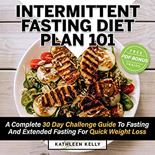 Intermittent Fasting Diet Plan 101 cover art
