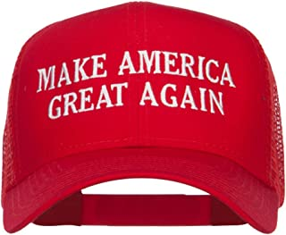 e4Hats.com Make America Great Again Embroidered Mesh Cap