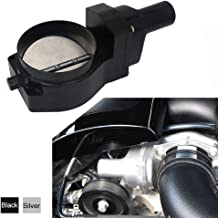 Kyostar 102mm Drive by Wire Throttle Body, Electronic Throttle Body Fit for SD102MMELB LSXR LS LS7 Engine Intake Manifold(Black)