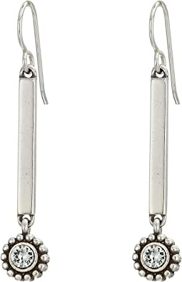Twinkle Bar French Wire Earrings
