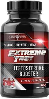 Test Boost Advanced Dietary Supplement – Male Enhancement Formula – Powerful..