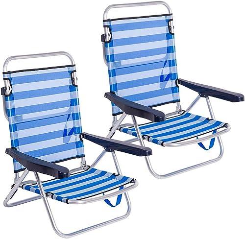 improvisar silla playa