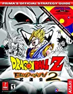 Dragon Ball Z Budokai 2 - Prima's Official Strategy Guide de Prima Temp Authors