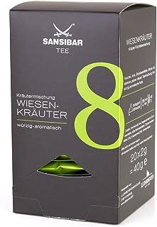 Sansibar Tee Nr. 8 Wiesenkräuter Kräutertee
