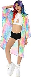 Sheer Kimonos, Summer Beachwear Cover Up for The Beach, Pool, Music Festivals