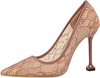 KemeKiss Women Elegant Stiletto Heels Summer Shoes
