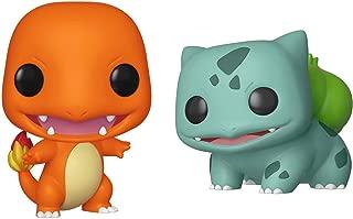 Funko Games: Pop! Pokémon Collectors Set 1 - Charmander, Bulbasaur