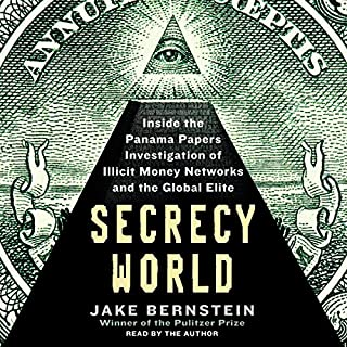 Secrecy World cover art