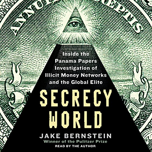 Secrecy World audiobook cover art