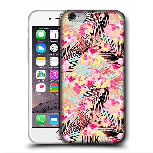 CCasese Funda iPhone 6 Plus Gel de Goma TPU [Anti Scratch] Transparente Claro Contraportada de Silicona Suave V Secret