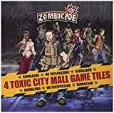 Edge Entertainment- Zombicide: Toxic City Mall Game Tiles - Varios Idiomas, Color (EDGZG22)