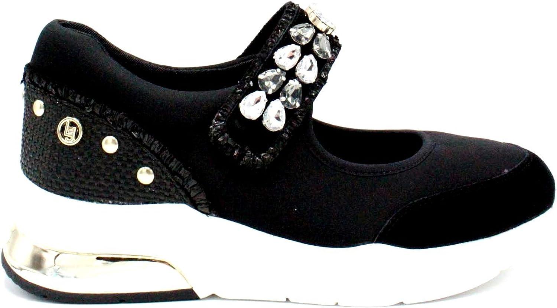 Liu Jo shoes Woman Sneakers Sandal Lily Black B18011T203622222