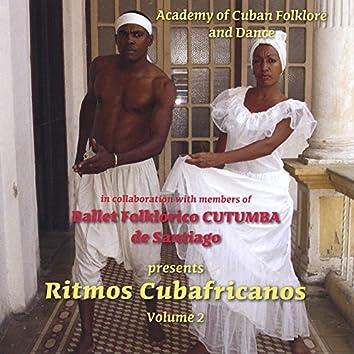 Ritmos Cubafricanos Volume 2