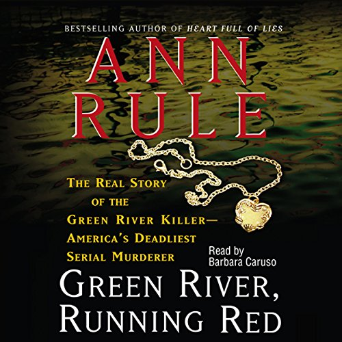 Green River, Running Red audiobook cover art
