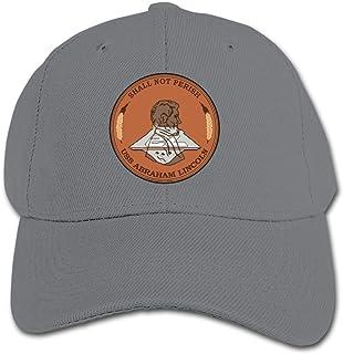 ADGoods Kids Children USS Abraham Lincoln CVN-72 Insignia Baseball Cap Adjustable Trucker Cap Sun Visor Hat For Boys Girls...