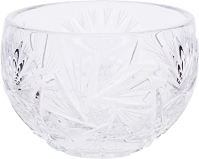 Animo Glass Bol en Cristal Motif hautland