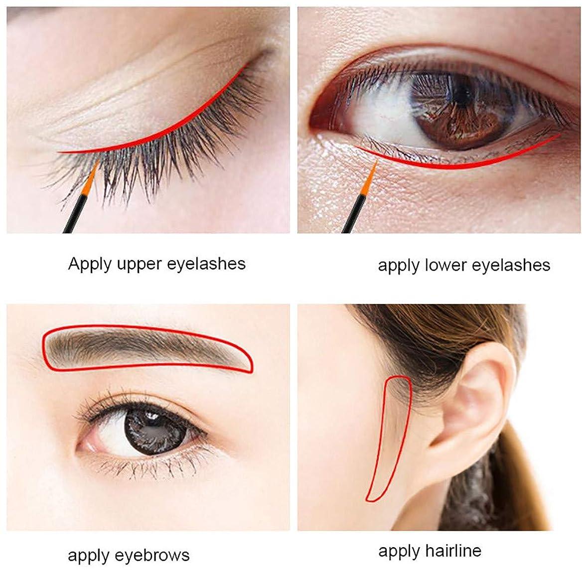 絶えず群れ遷移眉毛まつげ速い急速な成長の液体エンハンサー栄養液栄養