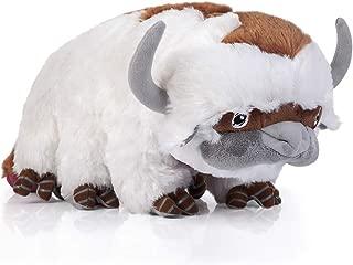 D-Khaleesi The Last Airbender Avatar Appa Momo Figure Animal Toys Plush Doll Xmas Gift - Appa